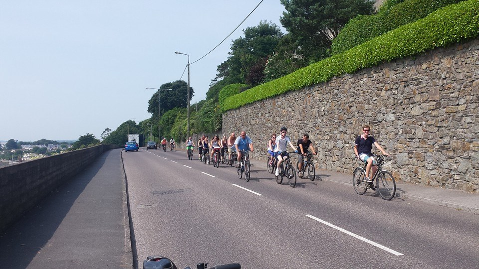 National Maritime College of Ireland Cycle
